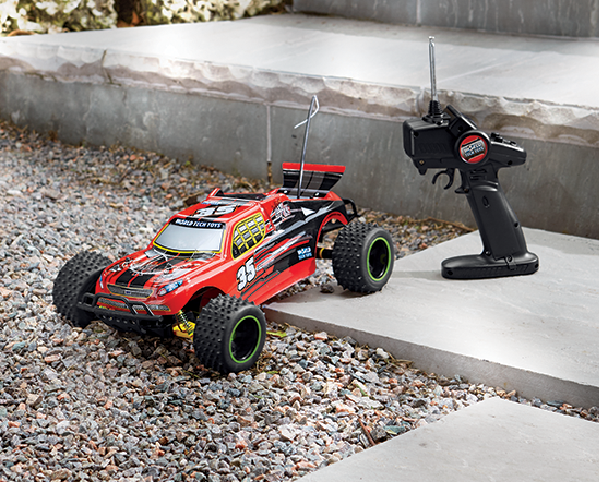 RC Triple Threat Vehicle