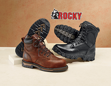 Iron Clad Boot by Rocky