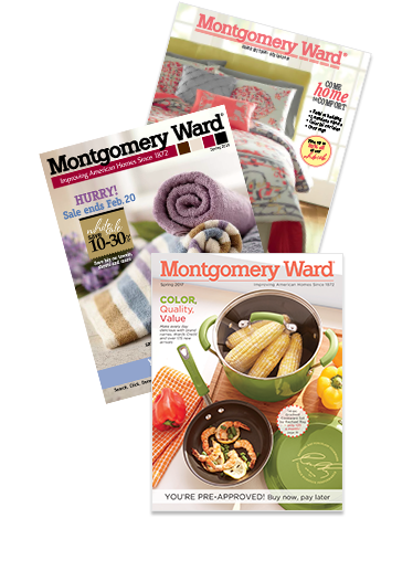 Montgomery Wards Catalog Request