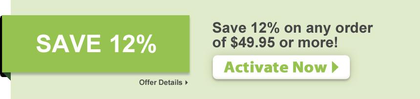 Save 12%