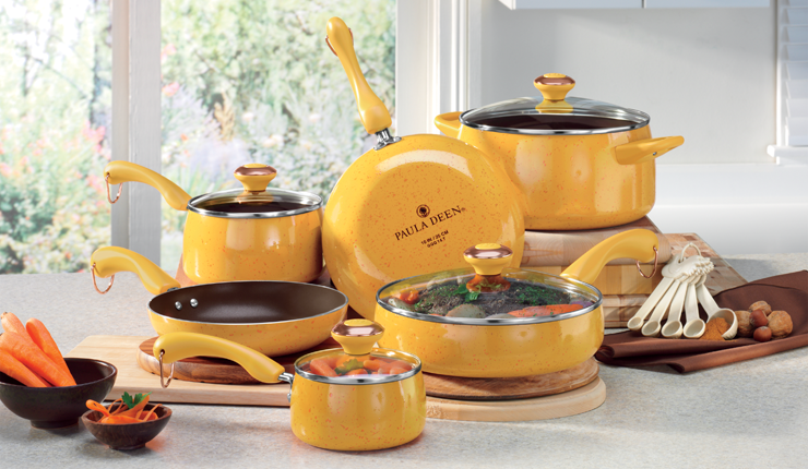 Cook your best with Paula Deen! - Shop Cookware