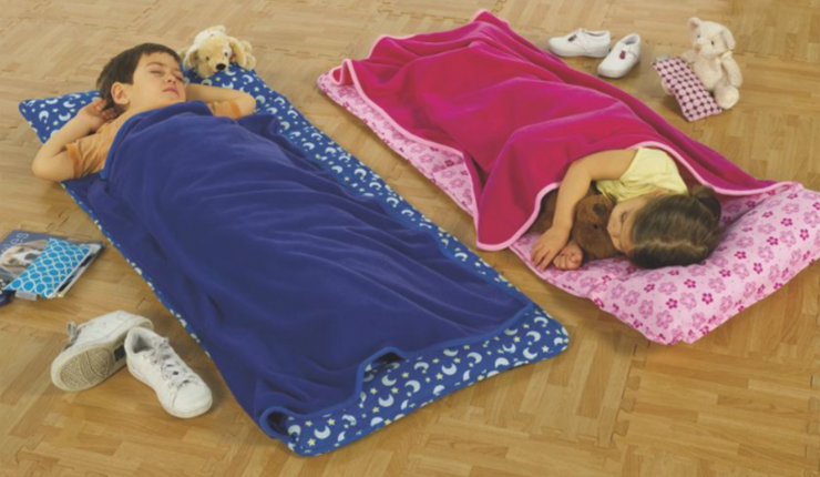 Roll out cozy time! - Shop Bedtime