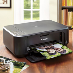 Wireless All-in-One Color Printer - Shop Home Office
