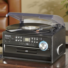 Encore Technology Digital Turntable - Shop Audio - MP3 & MP4