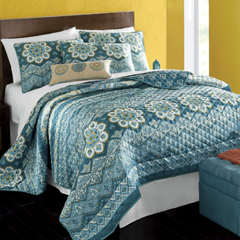 Costa Quilt, Sham and Pillow - Shop Quilts & Bedspreads