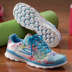 Floral Print Trainer - Shop Women's Shoes