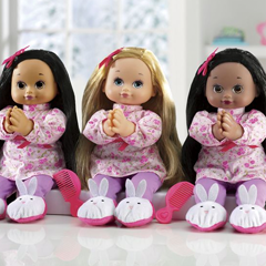 83-Piece Personalized Art Set - Shop Dolls & Stuffed Animals
