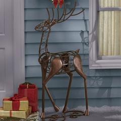 Scrolled Deer - Shop Seasonal Outdoor