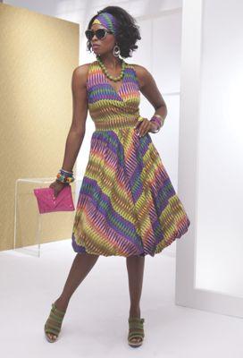 Symphony Dress