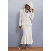 leading lady skirt suit