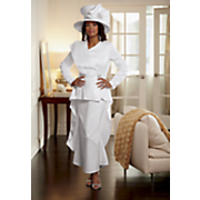 Irina Skirt Suit and Hat