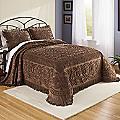 Emily Chenille Throw Bedspread