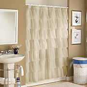 gypsy shower curtain