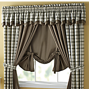 color connection logan valance by montgomery ward