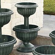 two tier urn