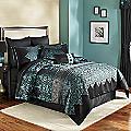 Kismet Woven Jacquard 10-Piece Bed Set