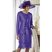 Keisha Hat and Jacket Dress