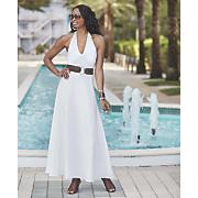 Shira Halter Dress