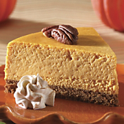Vermont Pumpkin Cheesecake