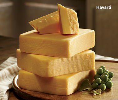 Creamy, Buttery Cheese- Shop Havarti