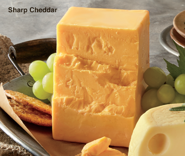 Aged to Perfection - Shop Sharp Cheddar