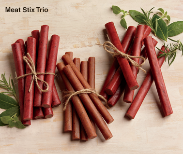 Meat Sticks Trio - Shop Jerky & Meat Sticks