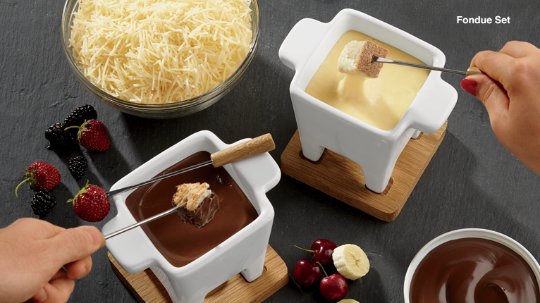Swiss National Dish - Shop Fondue