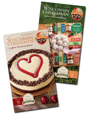 Wisconsin Cheeseman Catalog Request
