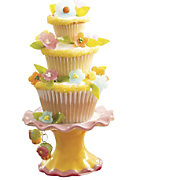 Tiered Celebration Cupcakes