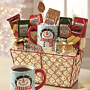 Breakfast gifts breakfast gift baskets gift sets swiss colony coffee basket negle Images