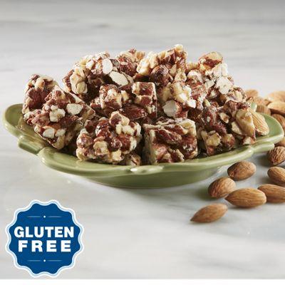 Gluten Free Almond Crunch