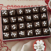 Hot Chocolate Petits Fours