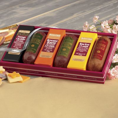 Sausage 'n Cheese Bars Gift Assortments–Gift of 10