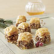 Miniature Baklava Desserts