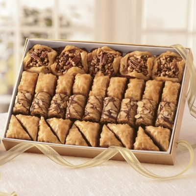 Mini Baklava Assortment