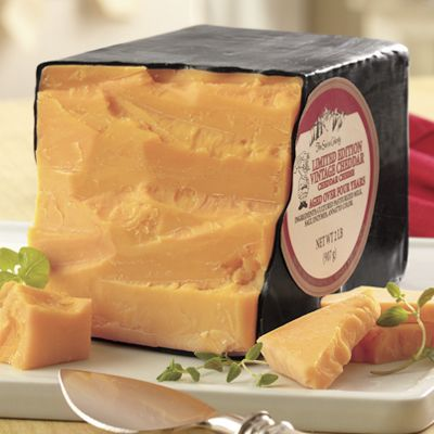4-year Vintage Cheddar Cheese