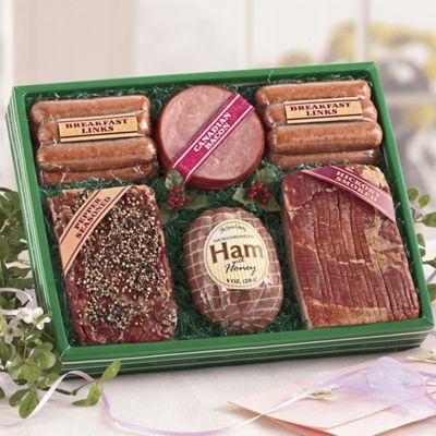 Hearty Breakfast Meats Gift Assortment
