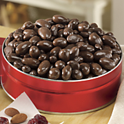 Snacks popcorn gifts snack gift baskets swiss colony dark chocolate almonds cranberries negle Image collections