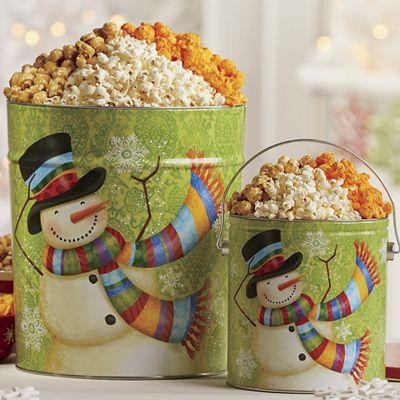 Popcorn Tins