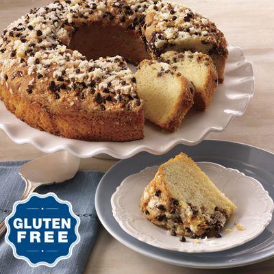 Gluten-Free Chocolate Chip Coffee Cake