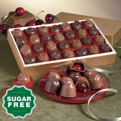 Sugar free cherry cordials from the swiss colony bi920 sugar free cherry cordials negle Images