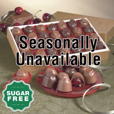 Sugar-Free Cherry Cordials