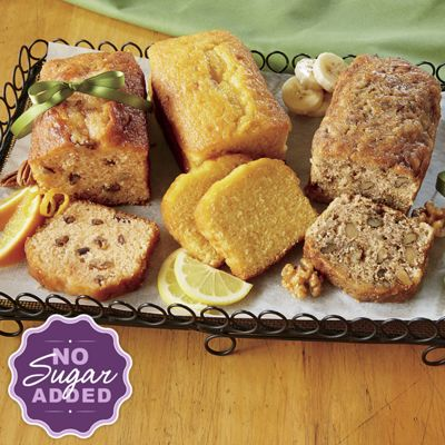 No Sugar Added Breads