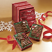 Trio of Chocolate Christmas Cards