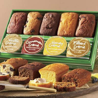 Fruit Nut Breads and Cremes Gift Assortment