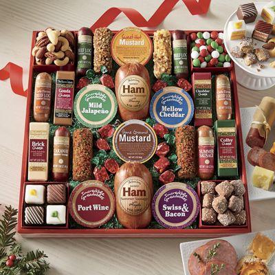 26 Surefire Pleasers Food Gift