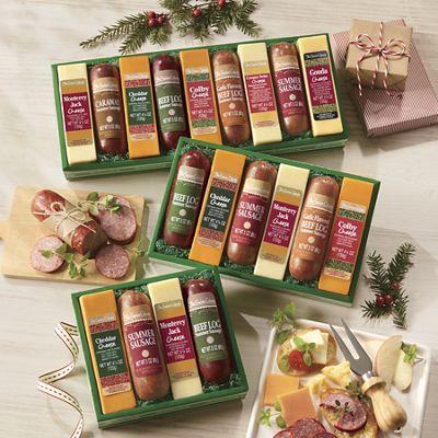 Sausage & Cheese Bars Gift Assortment