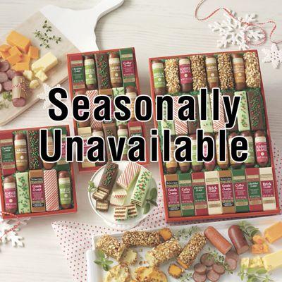 Holiday Bars & Logs Food Gift