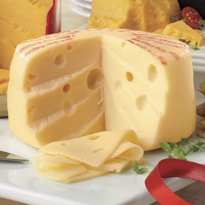 Big Baby Swiss Cheese