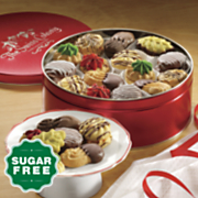 Sugar Free Holiday Cookies